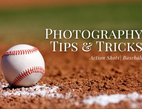Action Shot Photography – Baseball